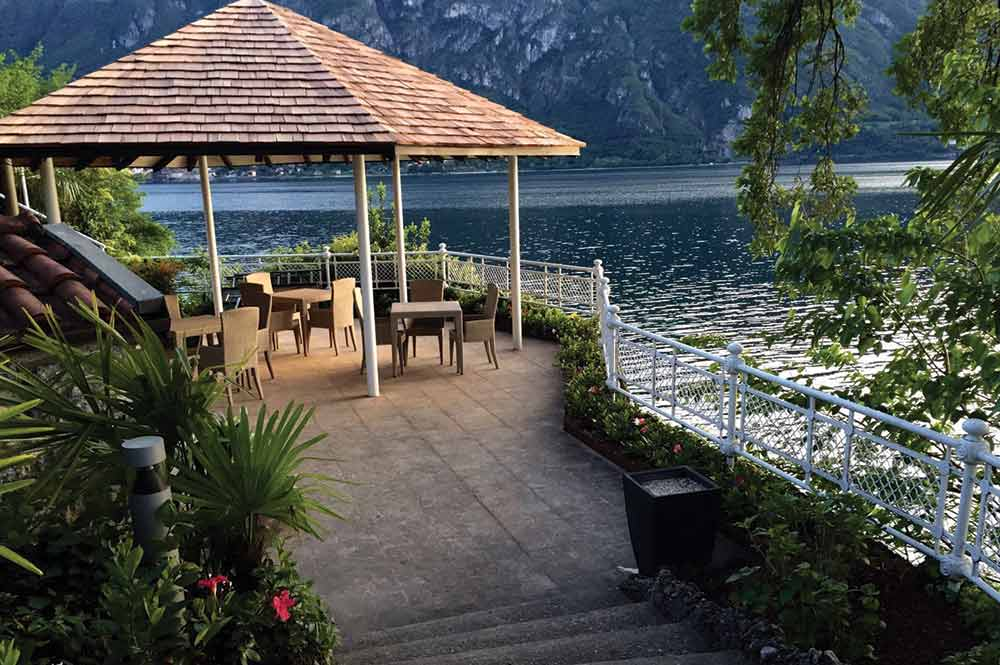 villa lario resort mandello weddings 4