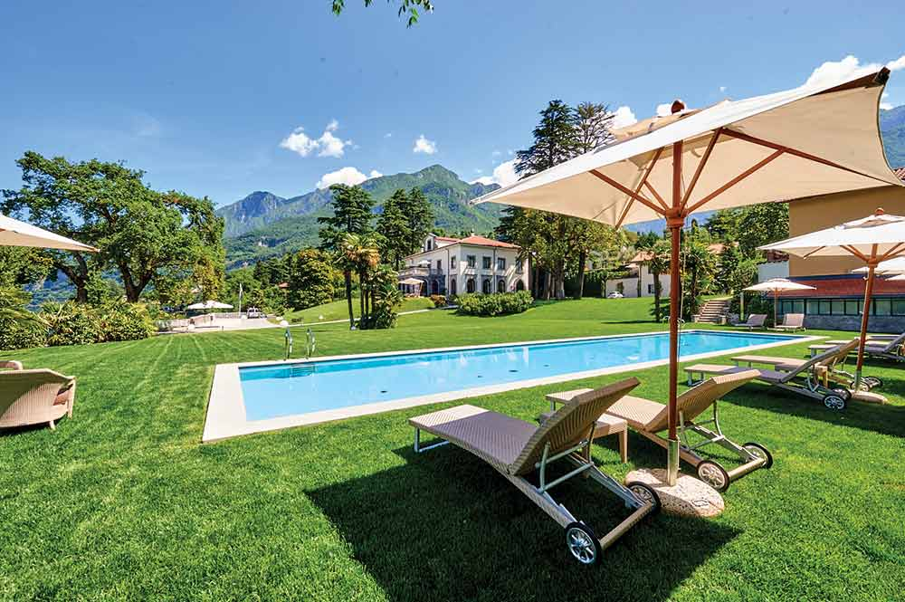 villa lario resort mandello weddings 9
