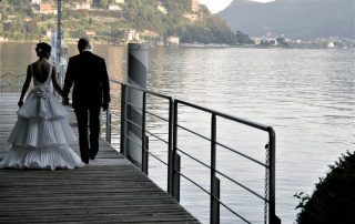 12 Lake como weddings