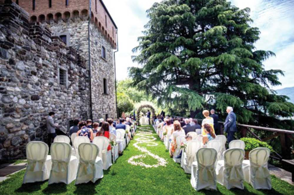 castello rossino calolziocorte weddings 1