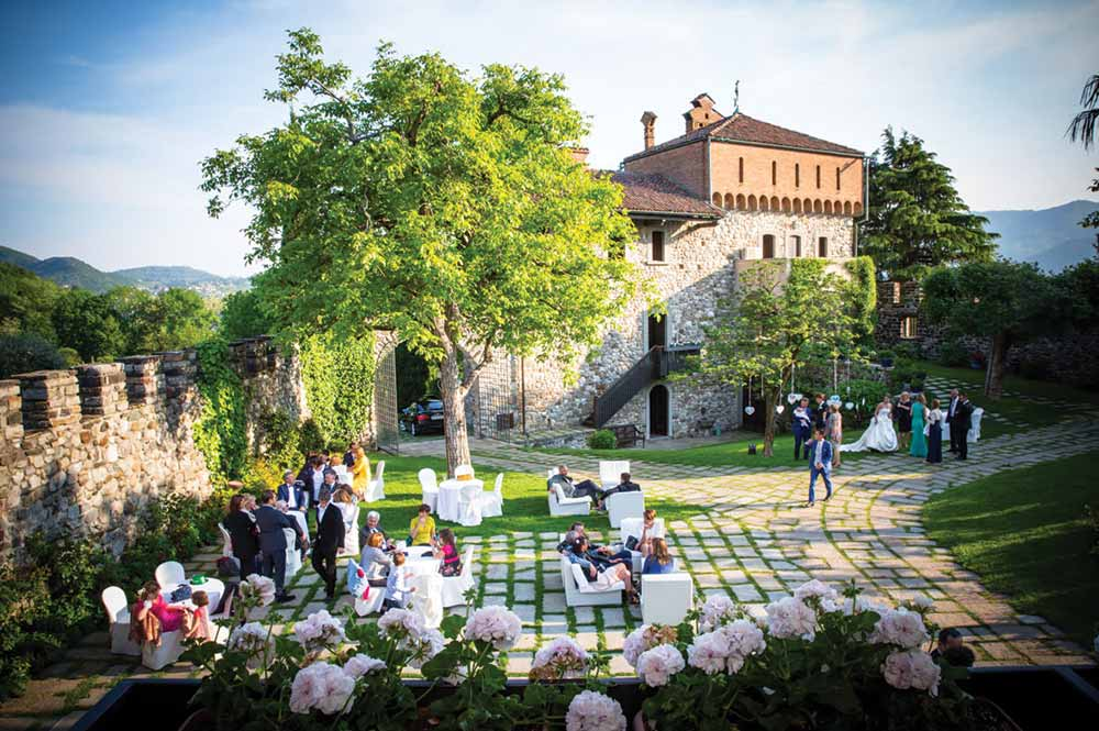 castello rossino calolziocorte weddings 9