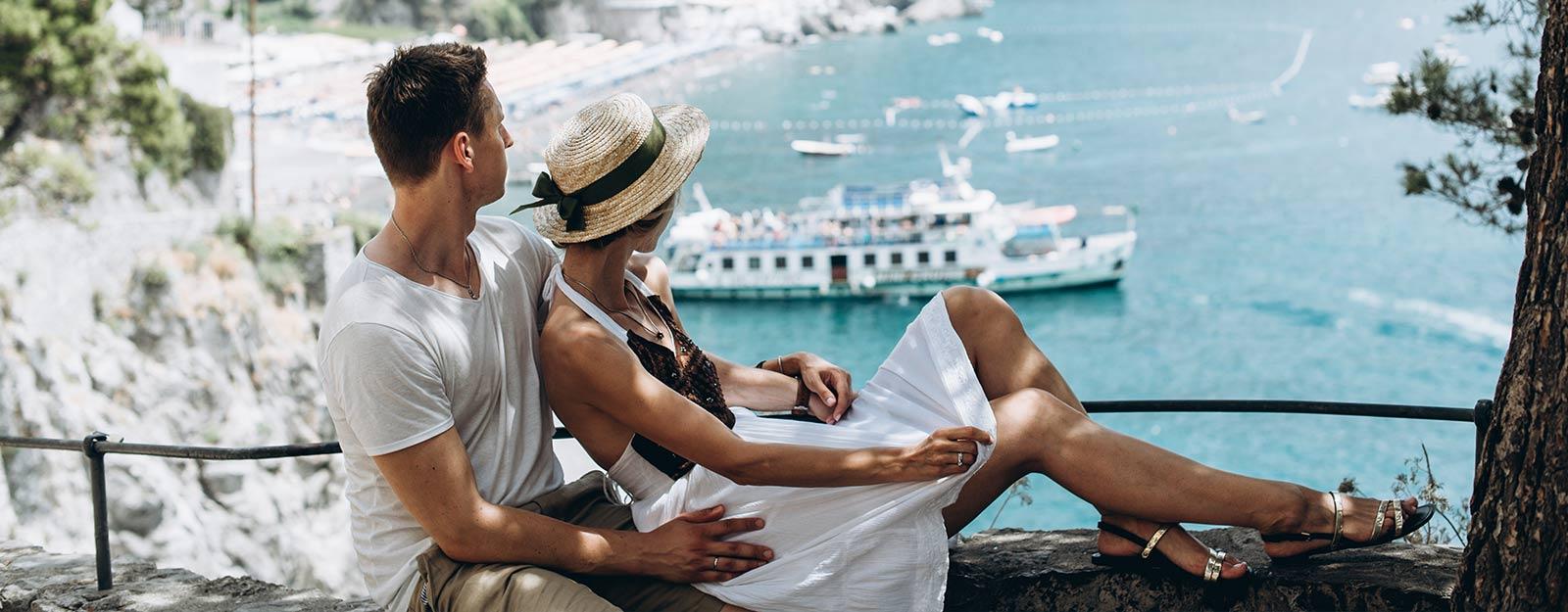 italian honeymoon planning como