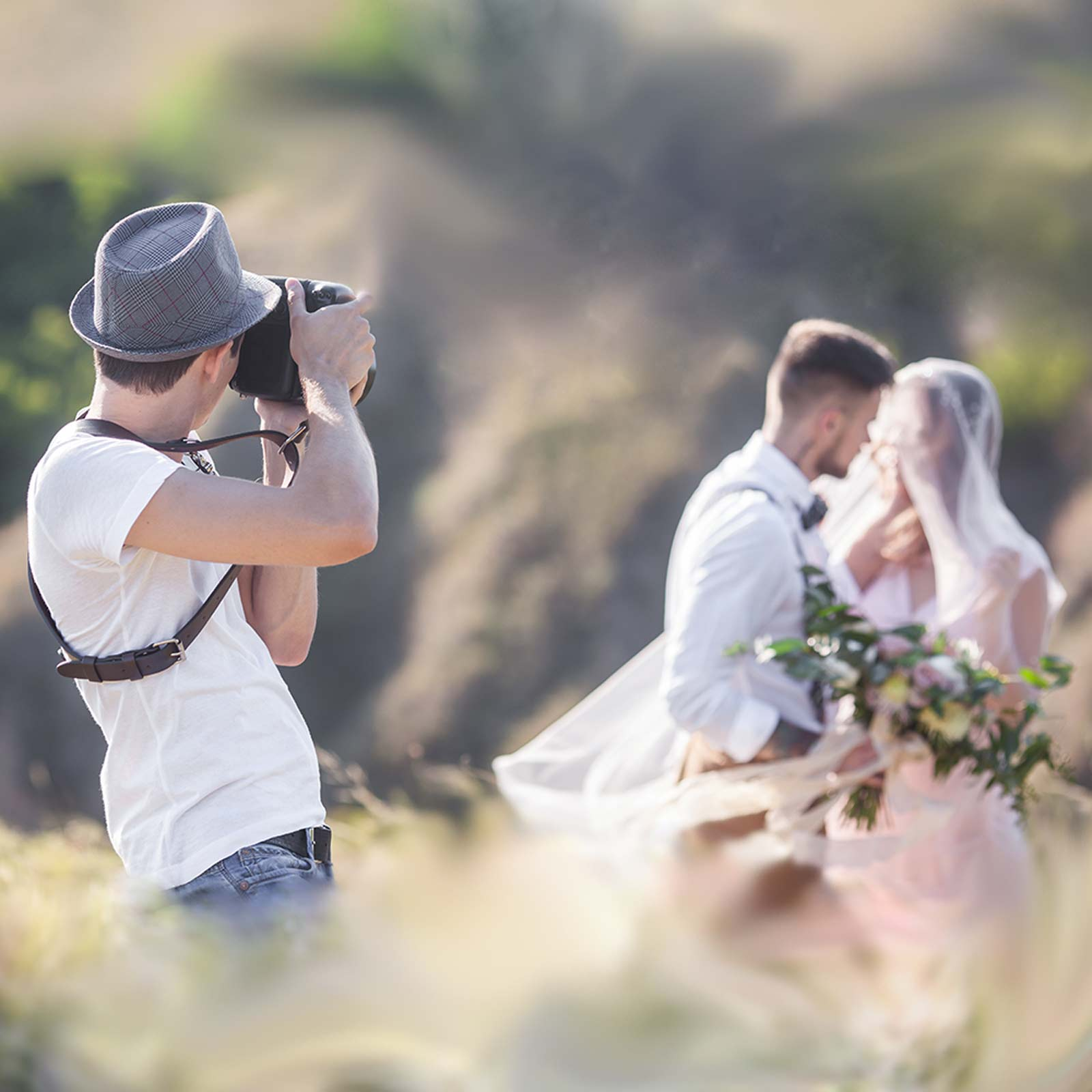 photographer videographer weddings