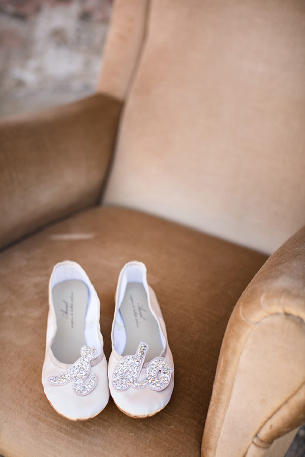 Made in Italy bridal shoes
