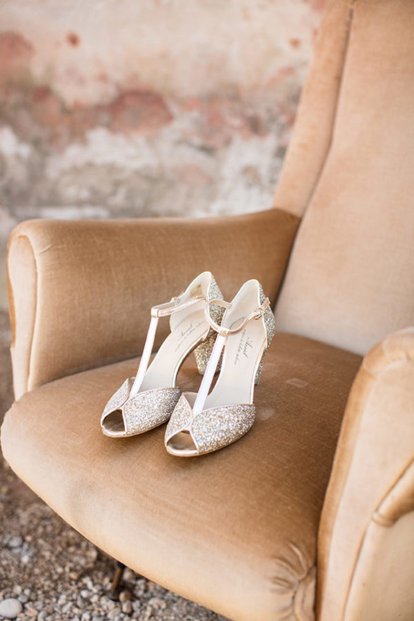 Italian bridal shoes