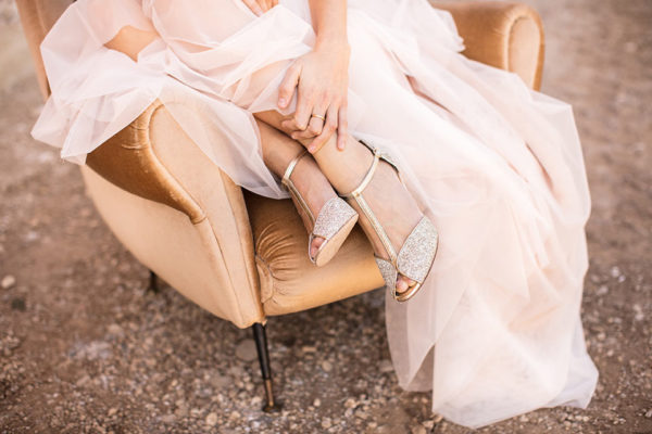 Lake Como wedding shoes