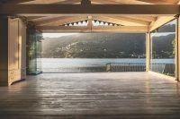 villa sardagna lake como