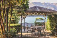 villa sardagna lake como venue