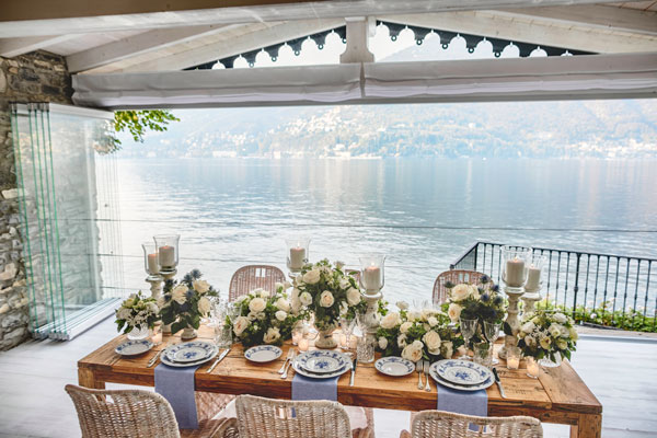 weddings villa sardagna lake como