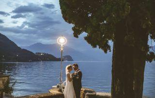 Anna Ian Lake Como Wedding