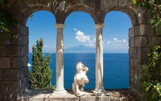 Villa Astor Amalfi coast 2