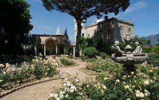 Villa Cimbrone Amalfi 2