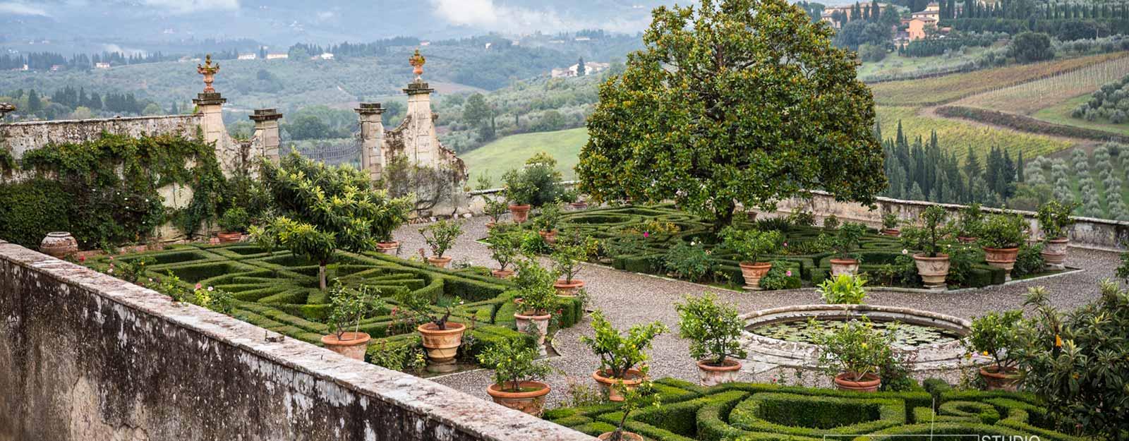 Villa Corsini copertina