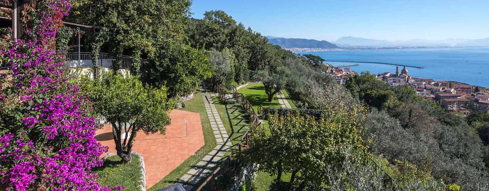 Villa Divina Amalfi coast
