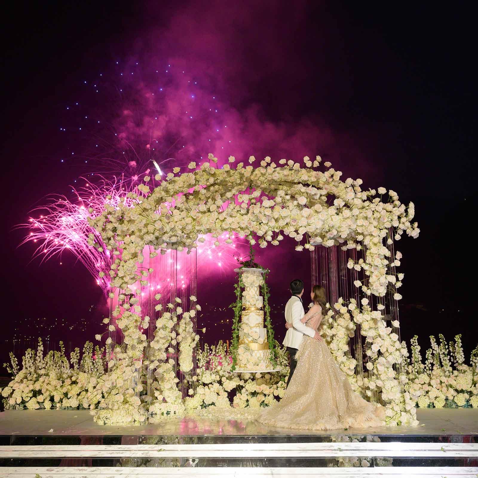 Entertainement wedding como