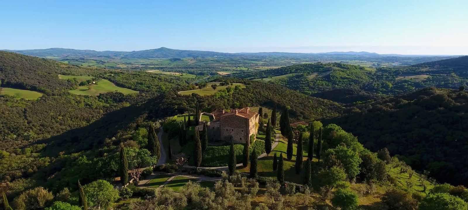 Tuscany Castello Vicarello