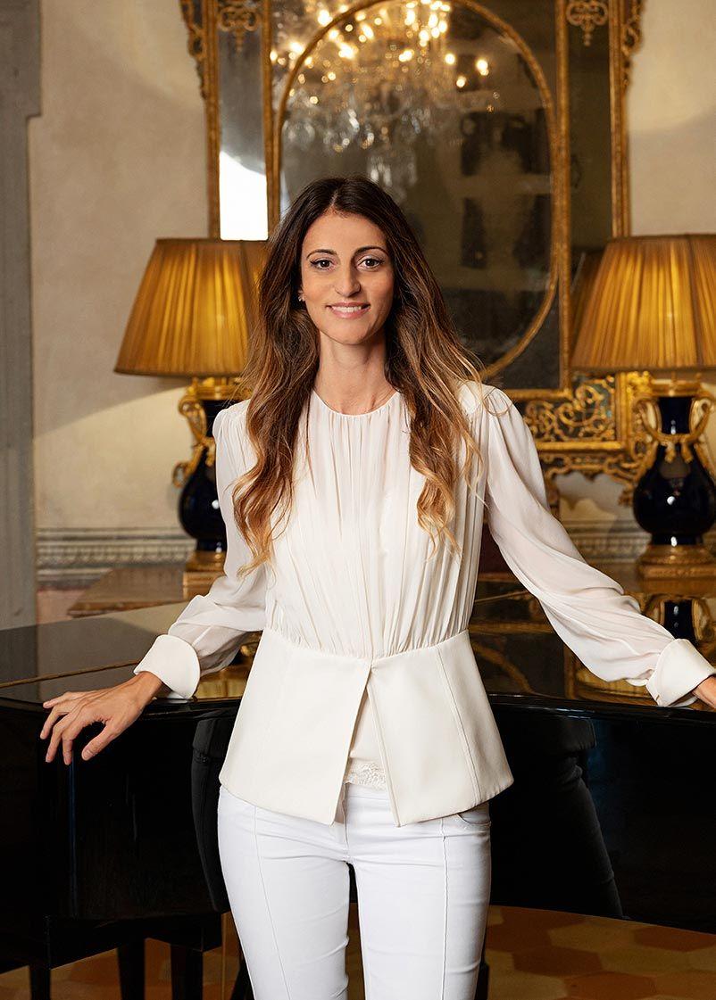 Nicoletta Cogliati wedding planner - bespoke wedding