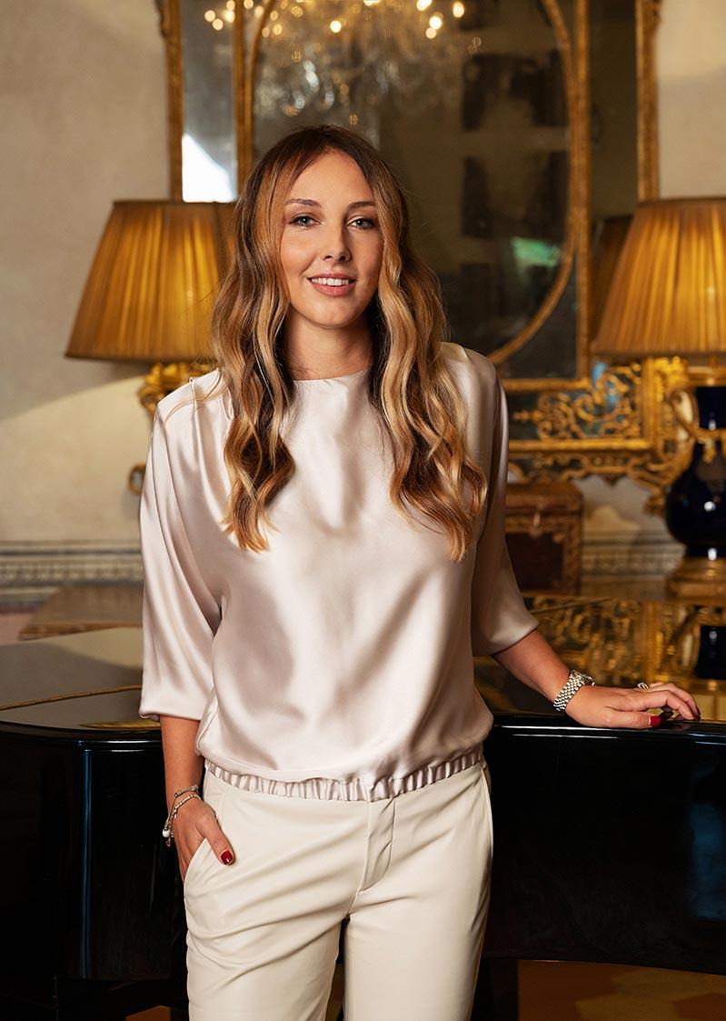 Valentina Pioltelli co-owner - Bespoke wedding